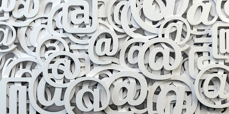 Gather Contact Email Addresses