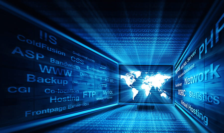 Web Hosting and Content Management System Migration